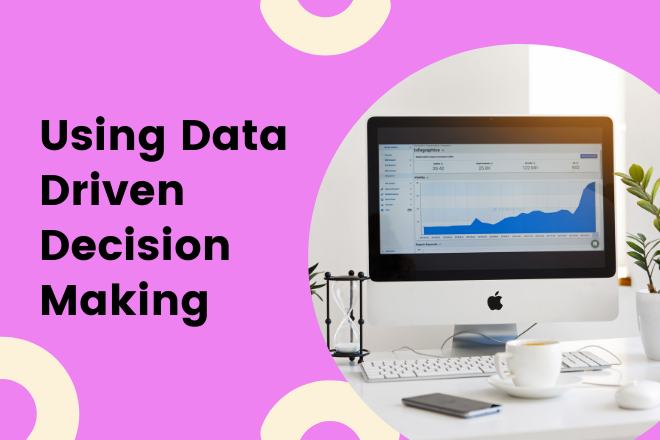 Using Data Driven Decision Making Cover